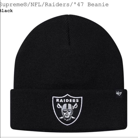 c5d2778b512fe Supreme Raiders Beanie